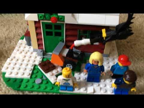 LEGO pickle bobs go house shopping