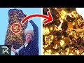 Man Cuts Open A RARE Meteorite He Discovered. What Was Found Inside Is Truly Mind-Blowing!