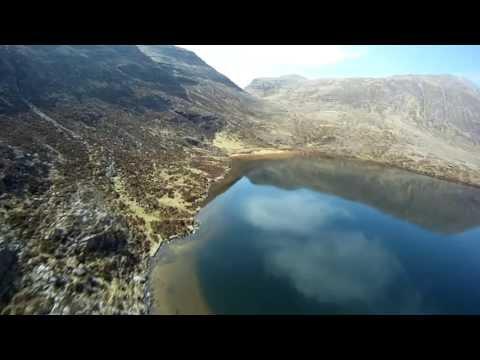 Scotland Quinag Assynt Pt1 Loch Bealach Cornaidh