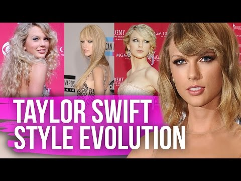 Taylor Swift's EPIC Style Transformation (Dirty Laundry)