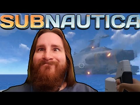 Subnautica | Into The Moist World | Part 1