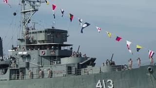 WW2 Warships Still Serving 2019