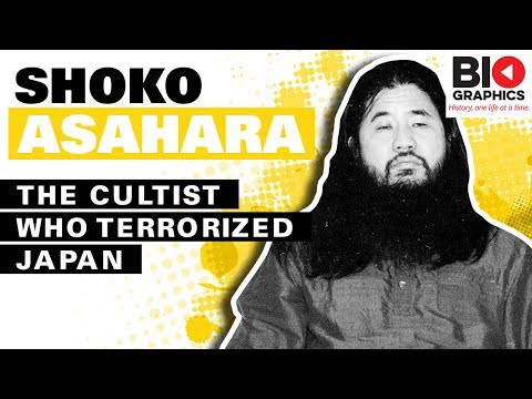 Shoko Asahara: The Cultist who Terrorized Japan