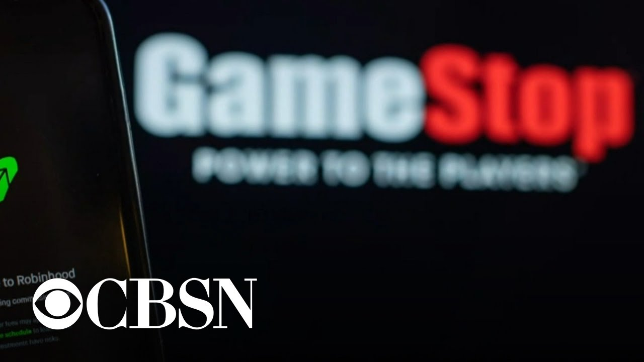 Markets down as Game Stop keeps gaining
