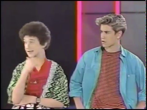 """Lost"" Episode of Saved by the Bell - Saturday Morning Preview 1989 - Full Episode"