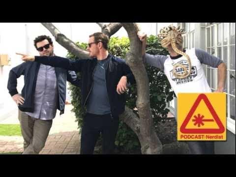 The Nerdist Podcast #872: Michael Fassbender and Danny McBride