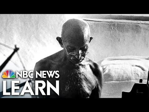 Mohandas Gandhi, the Power of Nonviolence