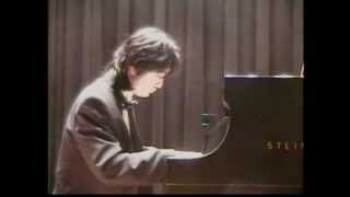 Sheng Cai plays Rachmaninoff Prelude in G sharp minor Op.32 No.12