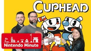 Cuphead on Nintendo Switch Co-op Gameplay - Nintendo Minute