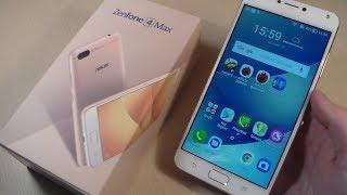 мобильный телефон Asus Zenfone 4 Max Plus 32GB ZC550TL обзор