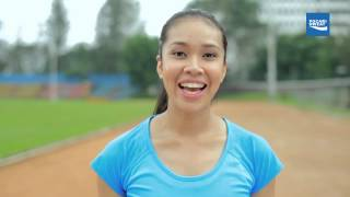 POCARI SWEAT #SAFERUNNING Tips 2: Pemanasan dan Pendinginan