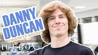 Danny Duncan Gets New Chain For Virginity Rocks Tour