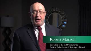 Komie and Associates Video - Robert Markoff Testimonial for ISBA 3rd VP President Candidate Stephen Komie