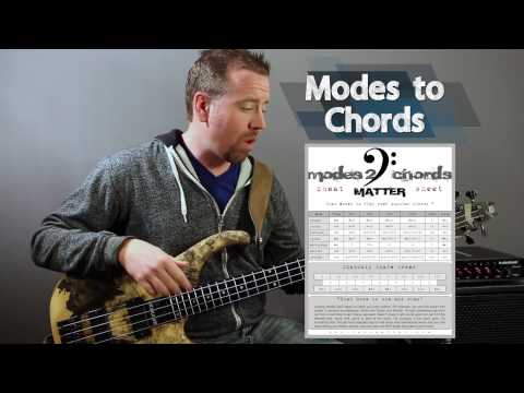 BassMatter Core Lesson #12 The Diatonic Order (This Is Important!)