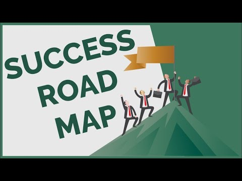 Create Your Road Map To Success Step By Step (7 Steps)