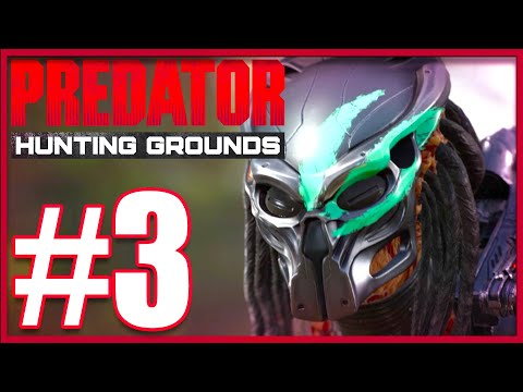 Scout Predator Makes Fireteam RAGE!! Predator Hunting Grounds