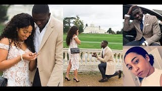 Sharon (Pst Chris Oyahkilome daughter)and Philip Frimpong how they met
