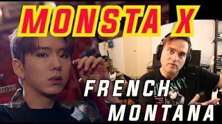 Gambar cover Ellis Reacts #626 // Guitarist Reaction to Monsta X - WHO DO U LOVE  French Montana  Musician Reacts