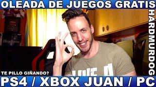 ¡¡¡JUEGOS GRATIS PS4/XBOX ONE/PC!!! Hardmurdog - Noticias - 2019 - Español