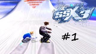 SSX 3 - Psymon ~ #1 | Snow Jam