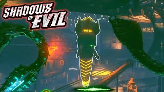"Black Ops 3 Zombies ""Shadows of Evil"" Giant Easter Egg Walkthrough Gameplay! (BO3 Zombies)"