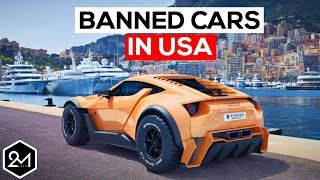 Top 10 Exotic Cars We