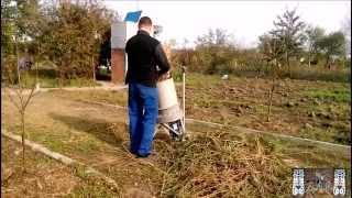 как сделать самому измельчитель для травы