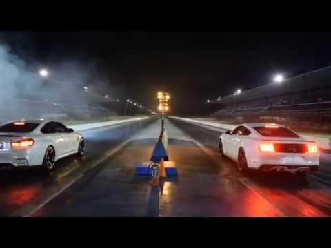 Mustang GT vs Bmw M4