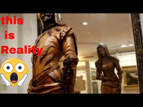 Salar Jung Museum Hyderabad ..History Of Salar Jung Museum..