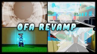 Roblox | REVAMPED ONE FOR ALL FULL SHOWCASE | BOKU NO ROBLOX REMASTERED