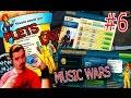 Music Wars - Биржа - что с ней делать и куда совать Крионит? Тест обновы 'НАЧАЛО НОВОЙ ЭРЫ'! - #6