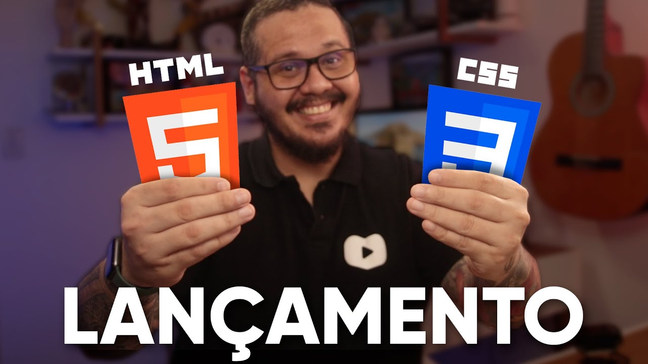 🚨 LAUNCH ⚠️ HTML5 and CSS3 course updated 2020