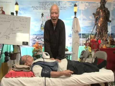 KCTĐ 22Dec12 1/2 - Cách thay đổi áp huyết - lạy sám hối - nhịn ăn