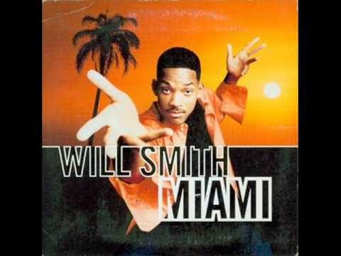 Will SmithMiami+lyrics