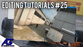 CS:GO Editing Tutorials #25 - How to make a Cinematic/Smooth with Rotations