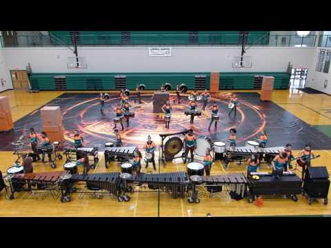 CD Indoor Drumline: Worlds Send Off Performance
