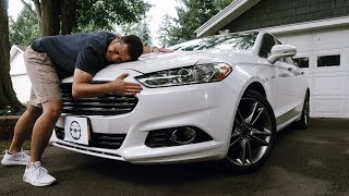 5 THINGS I LOVE ABOUT MY FORD FUSION