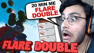 FLARE GUN GLITCH IN PAYLOAD MODE | PUBG MOBILE HIGHLIGHT | RAWKNEE
