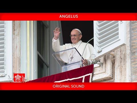 February 21 2021 Angelus prayer Pope Francis