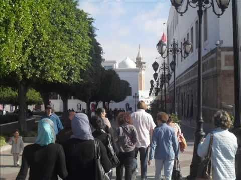 Weekend in Tunis