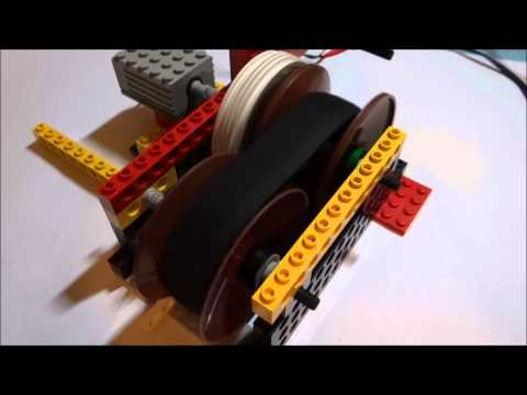 lego automatic transmission instructions