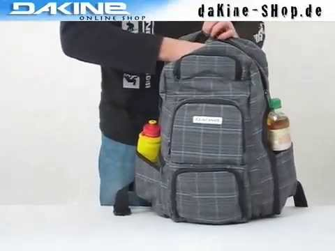 The Dakine Terminal Backpack for School, Work & Leisure Time - YouTube