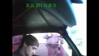 Съёмная тонировка г.Губкин 2012(как не платить штраф за тонировку стекол., 2012-03-23T14:34:11.000Z)