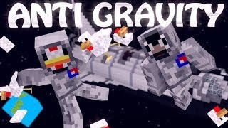 Minecraft | ANTI GRAVITY MOD Showcase! (Star Miner Mod, Gravity Mod, Space Mod)