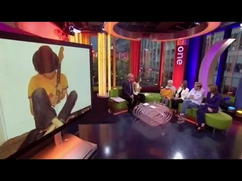 Freddie Mercurys Mum Jer and Sister Kash  The One Show 160911