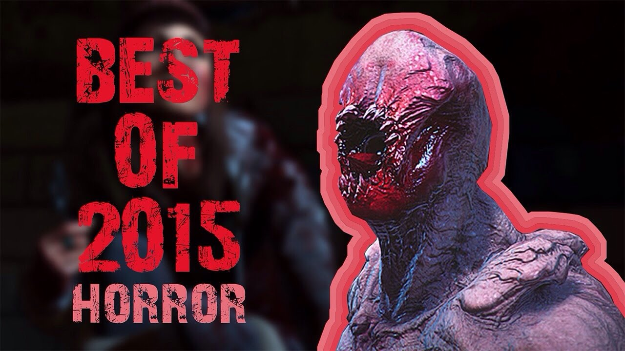 5 Horror Games to Play in 2015