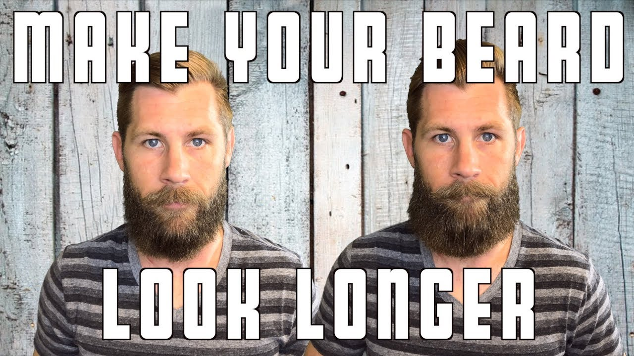 how to make your chin look longer