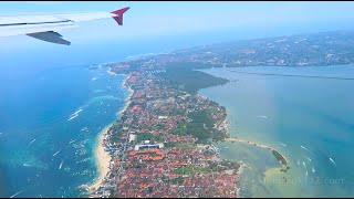 Video Air Asia Flight - Bali to Bangkok - January 2016 download MP3, 3GP, MP4, WEBM, AVI, FLV Juni 2018