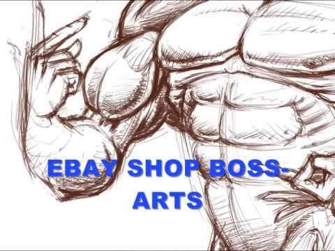 romans demo how to draw a superhero body tutorial youtube