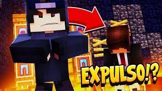 Minecraft: ULTRALIGHTT ME EXPULSO DA FACÇÃO!? - Factions Astral #10